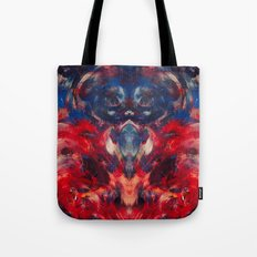 Omen art Tote Bag