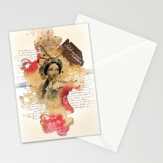 Shakespeare Ladies #1 Stationery Cards
