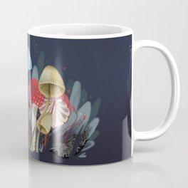 Wild Mushrooms Coffee Mug