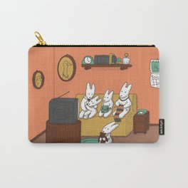 Binge watching Carry-All Pouch