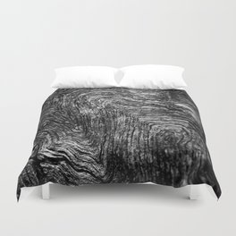 Arboreal Fingerprint. Duvet Cover