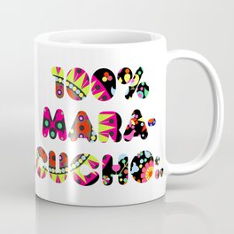 Maracuchan Mug for him:. Coffee Mug