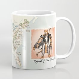 Rajput of New Bengal Mug