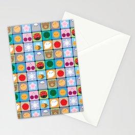 Kawaii Seasons Stationery Cards