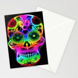 Skull20151213 Stationery Cards