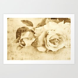 Harmony in Beauty Art Print