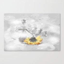 Duft der Blume Canvas Print