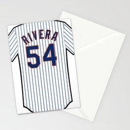 T.J. Rivera Jersey Stationery Cards