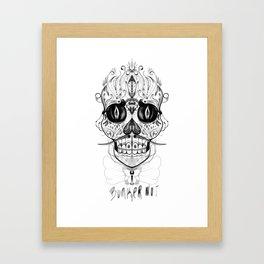 Bunker nut! Framed Art Print