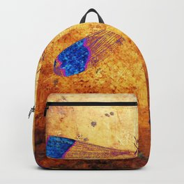 Dragonfly in Amber Backpack
