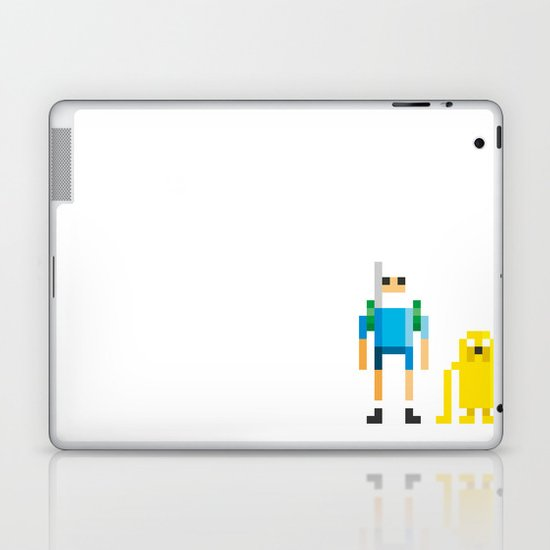 Finn & Jake Laptop & iPad Skin