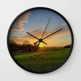 Dream of Daylight Wall Clock