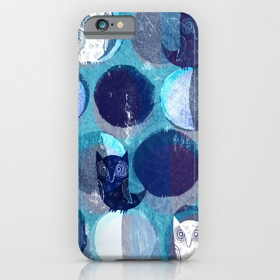 sounds of the night iPhone & iPod Case