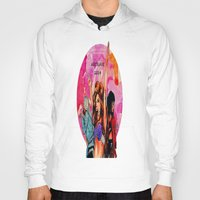 artrave Hoodies featuring ARTRAVE by JessicART