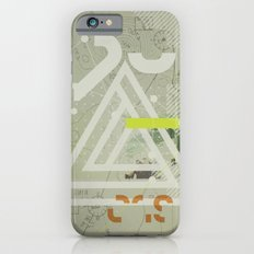 Coordinates iPhone 6s Slim Case