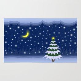 Christmas fairytale Rug