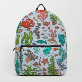 Under the Sea Life Backpack