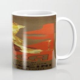 Vintage poster - Tosca Coffee Mug