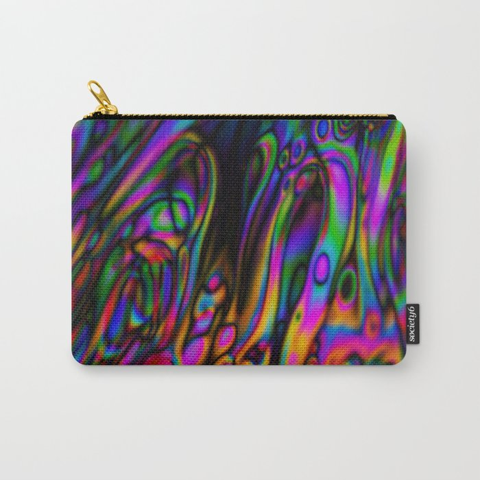 Up the Stream Carry-All Pouch