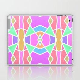 SWEET RETRO GEOMETRY Laptop & iPad Skin