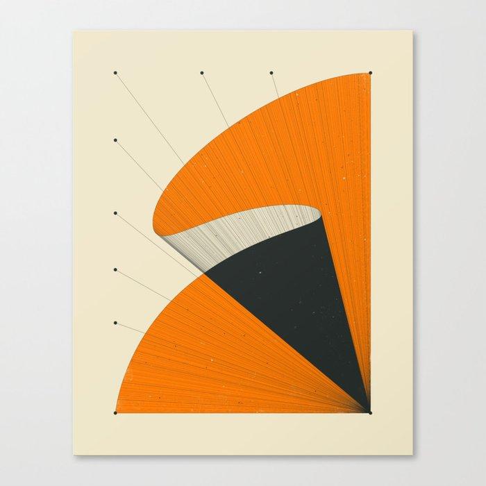 DEJA VU Canvas Print