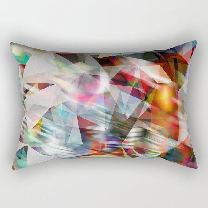 crystalline Rectangular Pillow