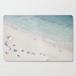 Summer Seaside Cutting Board
