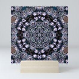 crystal star 1 Mini Art Print