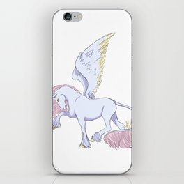 Pegasus iPhone Skin