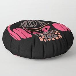 Korean Pop Shirt k-pop music bubble tea gift Floor Pillow