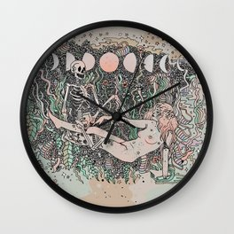 In the Stars Wall Clock