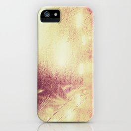 Good bye summer 28 iPhone Case