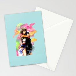 YUNA & TIDUS - FFX Stationery Cards