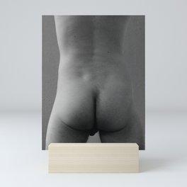 Backside Mini Art Print