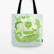 how i remember it Tote Bag