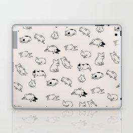 More Sleep Frenchie Laptop & iPad Skin