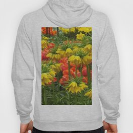 YELLOW CROWN IMPERIAL GREENHOUSE GARDEN Hoody