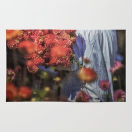 Picking the Flowers Rug