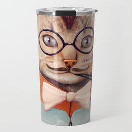 Eclectic Cat Travel Mug