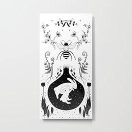 spring Metal Print