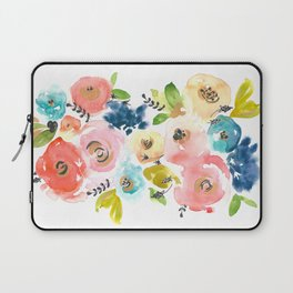 Floral POP #2 Laptop Sleeve