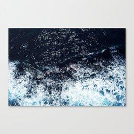 Aegean Ocean Canvas Print