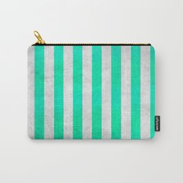 Stripes Collection: Paradise Carry-All Pouch