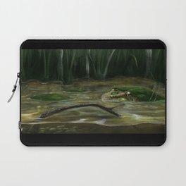 Calm Water Laptop Sleeve