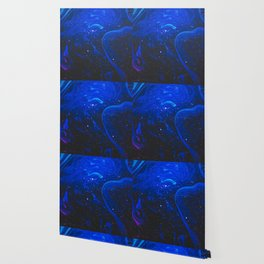 Space Marble Liquid v1 Wallpaper
