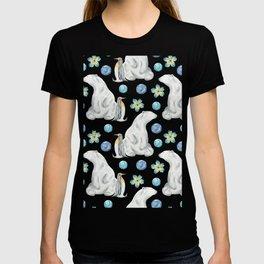 Bear Pattern #3 T-shirt