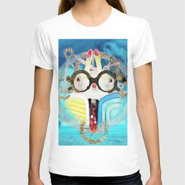 Time Bunny Voyage T-shirt
