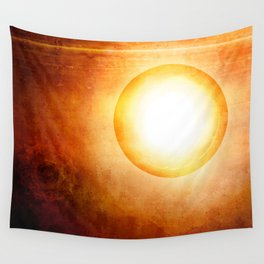 The Cosmic Sun Wall Tapestry