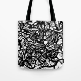 Structured Nothingness Tote Bag