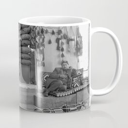 The Seller Coffee Mug